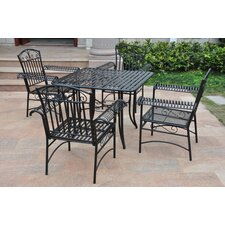 Tropico 5-Piece Patio Dining Set