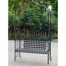 Mandalay Iron Garden Bench
