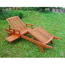 Acacia Palmdale Sun Chaise Lounger
