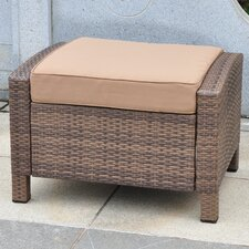 Barcelona Ottoman with Cushion