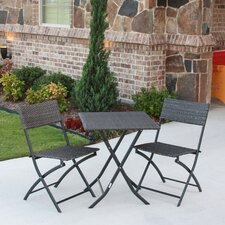 Catalina 3 Piece Bistro Set