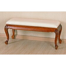 Windsor Wood Bedroom Bench
