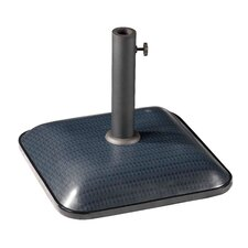 Castile Outdoor Free Standing Square Umbrella Base
