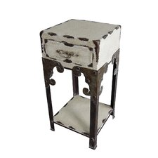 Vintage Antique End Table