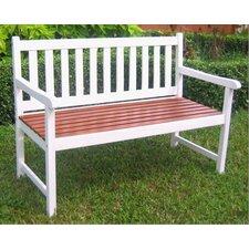 Highland Acacia Wood Garden Bench