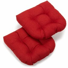 Patio Chair Cushion (Set of 2)