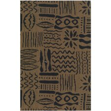 Tapestry Hieroglyphics Futon Slipcover Set