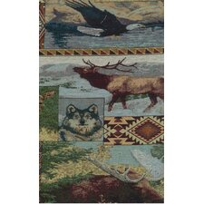 Tapestry The Wild North Futon Cover