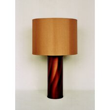 <strong>Babette Holland</strong> Tiger Table Lamp with Shade