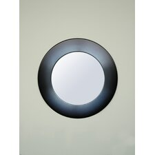 <strong>Babette Holland</strong> Sunburst Mirror in Blue Fade