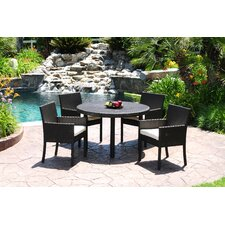 Dijon 5 Piece Dining Set