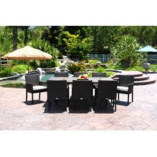 Dijon 9 Piece Dining Set
