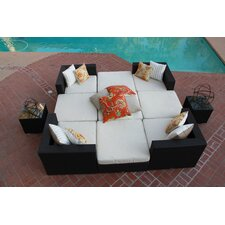Dijon Sectional with Cushions