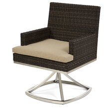 Mirabella Swivel Dining Arm Chair with Cushion