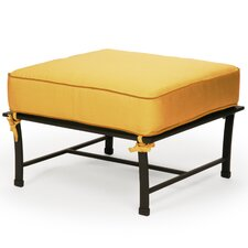 San Michele Ottoman with Cushion