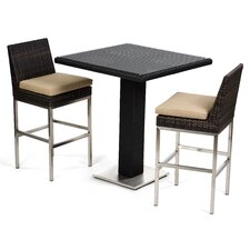 Mirabella 3 Piece Bar Set