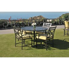 <strong>Caluco LLC</strong> San Michele 5 Piece Dining Set