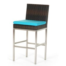"<strong>Caluco LLC</strong> Mirabella 28"" Bar Stool with Cushion"