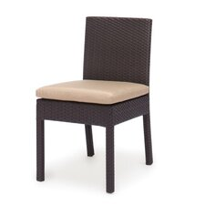 <strong>Caluco LLC</strong> Maxime Dining Side Chairs with Cushions (Set of 2)