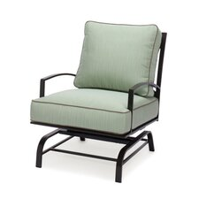 <strong>Caluco LLC</strong> San Michele Rocker Club Chair (Set of 2)