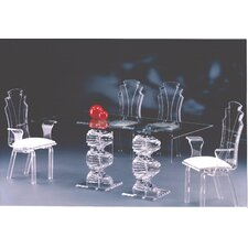 Spiral 3 Piece Dining Set
