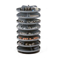 Steel Revolving Rotabin