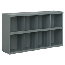 "19.31"" H x 33.75"" W x 8.5"" D Opening Parts Bin Cabinet"