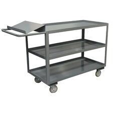 14 Gauge Steel Order Picking Cart