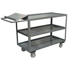 14 Gauge Steel Order Picking Cart