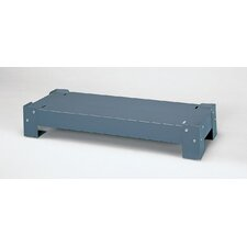 "33.75"" Cold Rolled Steel Bin Base for 9"" and 12"" Deep Parts Bin"