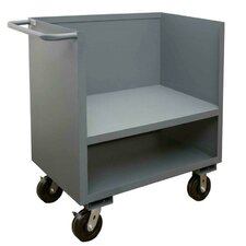 "48"" Utility Cart and Raised Deck"