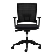 Mesh Moby Task Chair with Arms