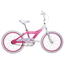"Girl's 20"" Starburst Mountain Bike"