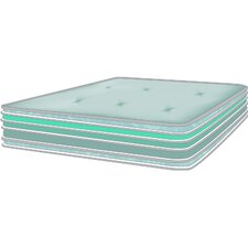 "Heaven 2 Piece 9"" Latex Foam Futon Mattress Set"