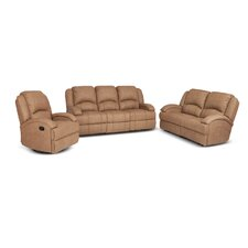 Heritage Reclining Sectional