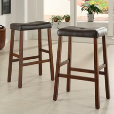 "Giavanna  29"" Bar Stool (Set of 2)"