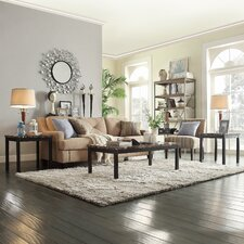 Roman Three Piece Coffee Table Set