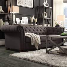 Carthusia Tufted Button Sofa