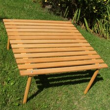 Square Beech Picnic Table
