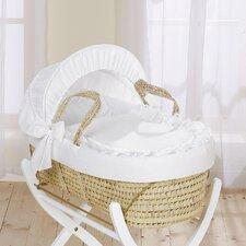 Baby-Körbchen Noblesse mit Verdeck