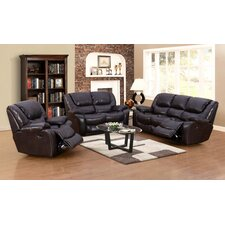 Clinton Recliner Sofa Set