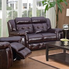Luxor Leather 2 Seater Sofa