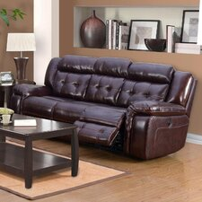 Luxor Leather 3 Seater Sofa