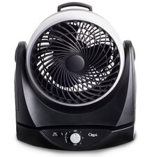"10"" Brezza II Dual Oscillating High Velocity Desk Fan"