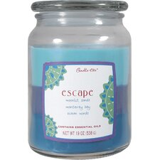 Escape 3 Layer Jar Candle