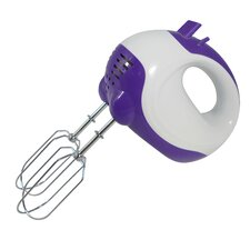 200W Handheld Mixer in Purple