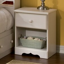 Summer Breeze 1 Drawer Bedside Table