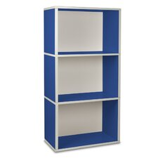 113.9cm Plus 3 Rectangle Storage Cube