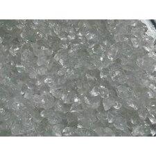 10 lbs Glass Pebbles