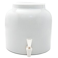 2.5 Gal Porcelain Water Dispenser Crock